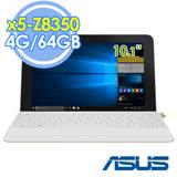ASUS T103HAF-0051GZ8350 10.1吋/x5-Z8350 四核 64G 金色平板筆電-送防震內袋+ASUS無線滑鼠