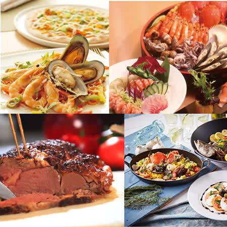 台南遠東Café 自助餐券一客