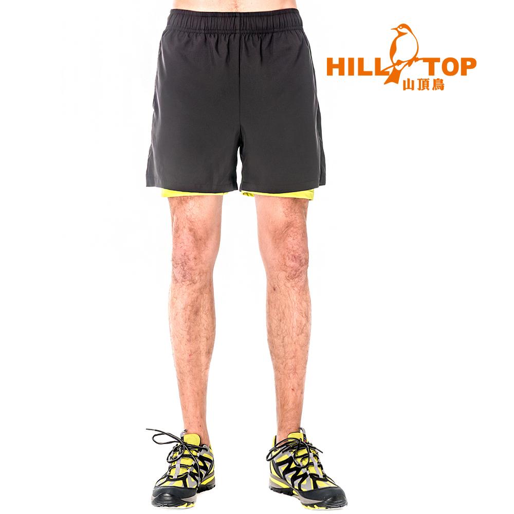 【hilltop山頂鳥】 抗UV超潑水短褲