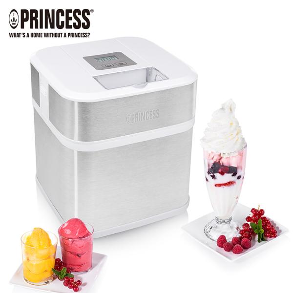 PRINCESS荷蘭公主 1.5L半自動冰淇淋機
