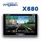 (福利品) Trywin DTN-X680 5吋多媒體測速提醒導航機