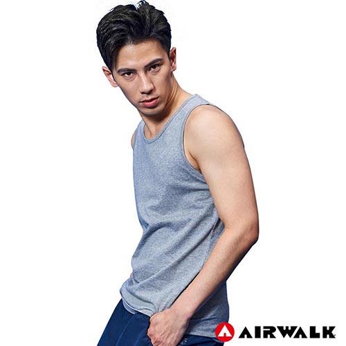 【AIRWALK】男款運動背心