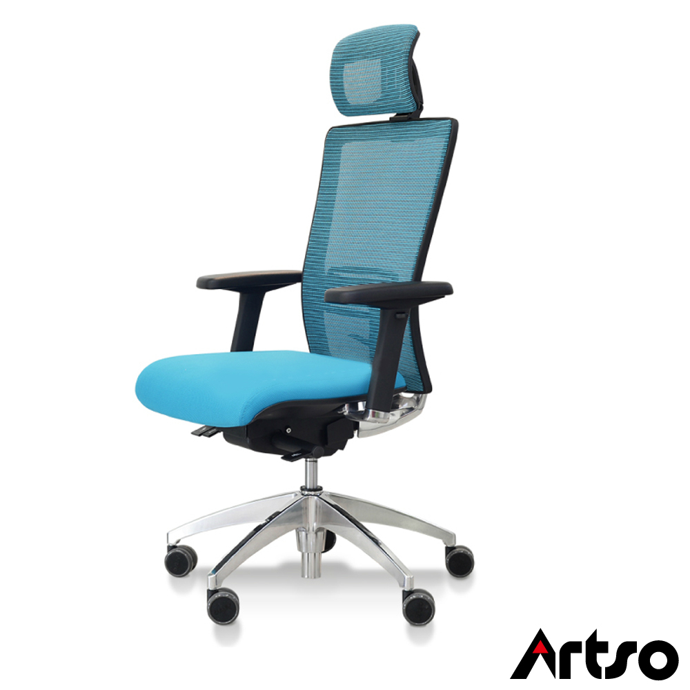 【Artso 亞梭】丰采椅  多功能智能調整椅 人體工學椅/辦公椅/電腦椅/健康傢俱