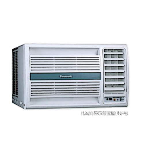 | Panasonic | 國際牌  右吹式 窗型單冷空調 CW-N22S2