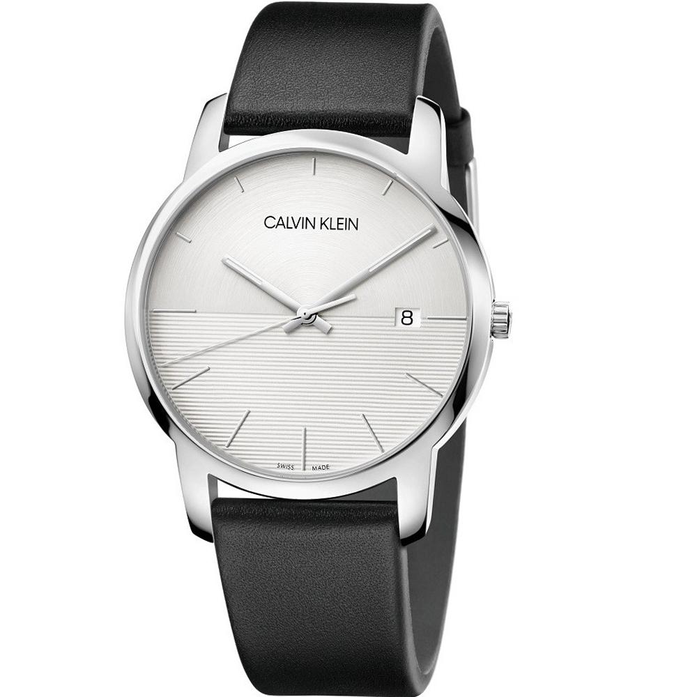 CALVIN KLEIN City都會系列時尚腕錶 K2G2G1CD