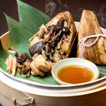 提貨券-六福烏麻雞菇粽
