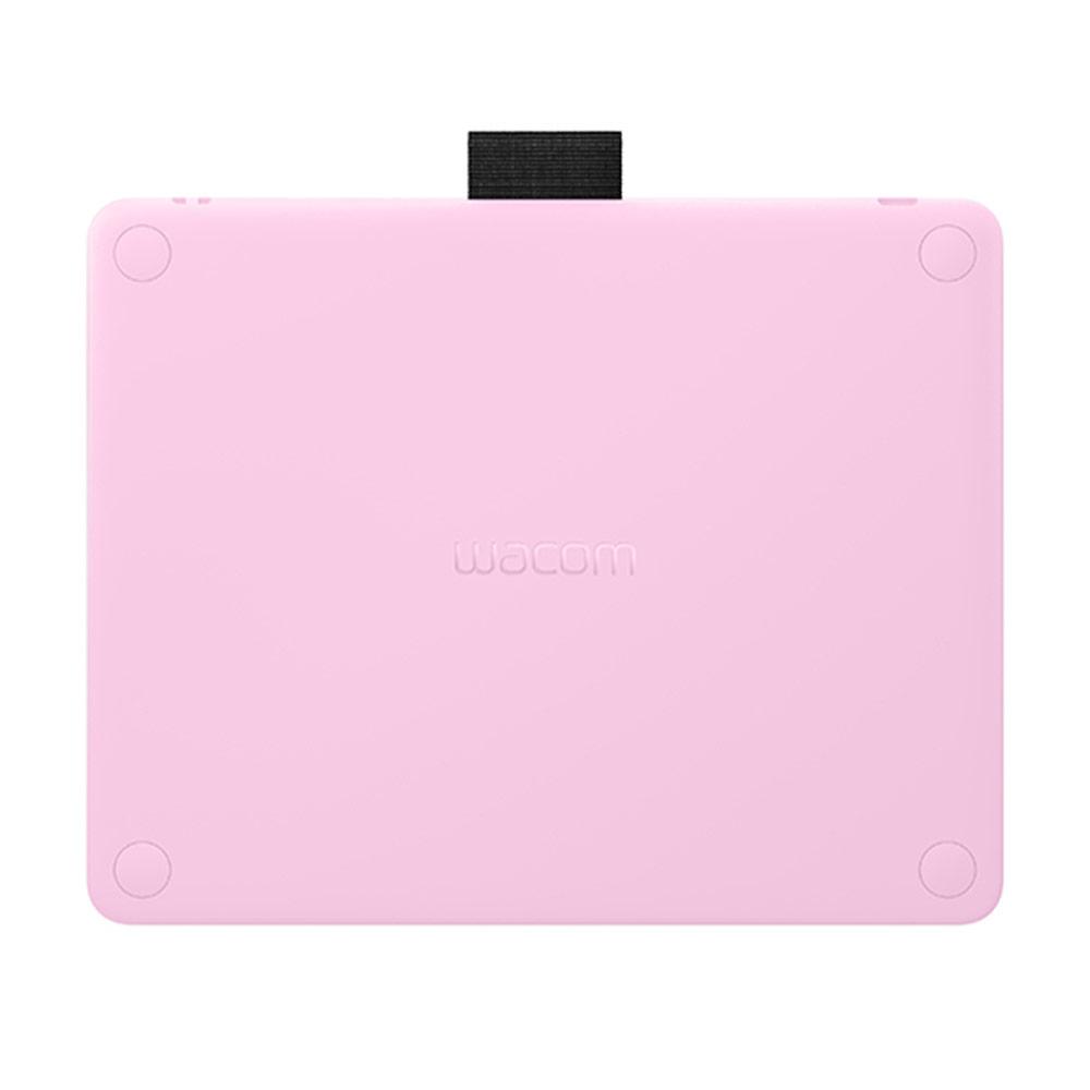 Wacom Intuos Comfort Plus Medium 繪圖板 (藍芽版)-莓果粉