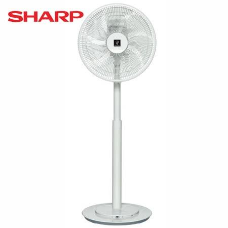 夏普16吋旗艦型自動除菌離子DC搖控電風扇PJ-H16PGA