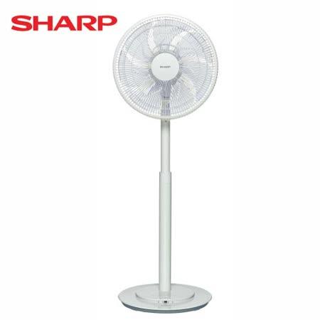 夏普14吋豪華型DC搖控電風扇PJ-S14GA