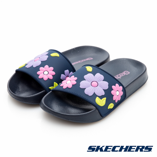 SKECHERS (童) 女童系列 SUNNY SLIDES - 86918LNVMT