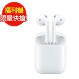 福利品 Apple 原廠 AirPods 無線藍牙耳機 (九成新)