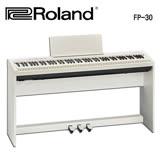 ★Roland★FP-30 88鍵數位鋼琴~白色(含琴架、琴椅、三瓣踏板)