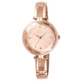 ELLE 蜜糖鑽石時尚腕錶-ES21018B02X