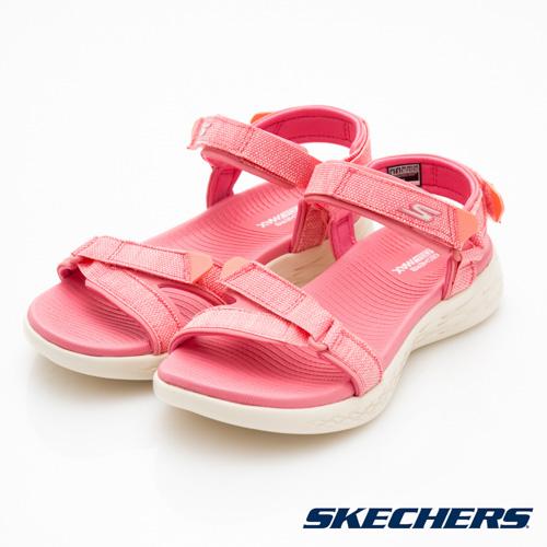 SKECHERS (女) 時尚休閒系列 On The GO 600 - 15315PNK