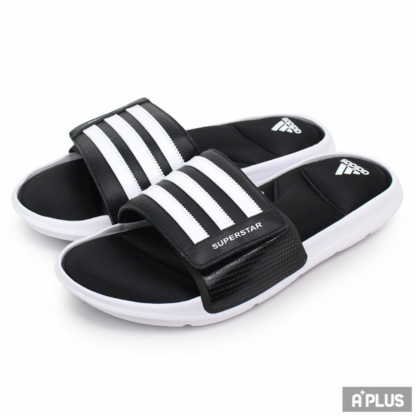 Adidas 男 SUPERSTAR SLIDE 愛迪達 拖鞋- AC8325