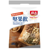 廣吉 堅果飲-夏威夷果杏仁 (10小包/每袋)