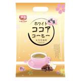 廣吉 玫瑰鹽 白可可咖啡 10入/袋