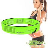 (夜殺)【FlipBelt】美國飛力跑運動腰帶(螢光綠) 運動 路跑三鐵 馬拉松