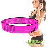 (夜殺)【FlipBelt】 美國飛力跑運動腰帶(桃紅色) 運動 路跑 三鐵 馬拉松