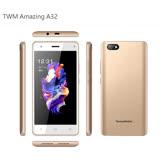((金色))台灣大哥大 TWM Amazing A32 5 吋 4G 1G / 8G 4G手機 平價國民機