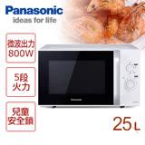 【國際牌Panasonic】25L 機械式微波爐 NN-SM33H