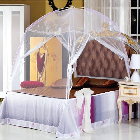 ENNE 蒙古包 帳篷式雙開門蚊帳