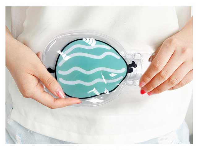環保暖手熱水袋 冰敷袋