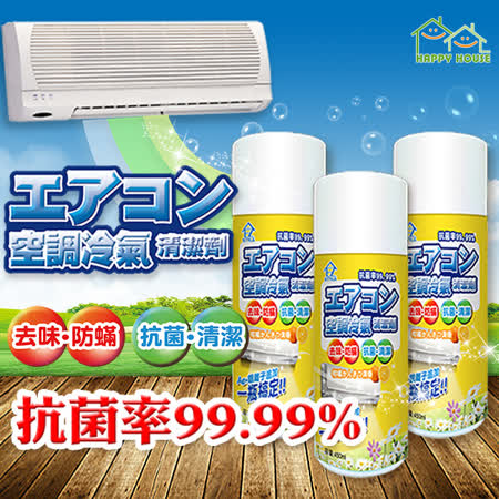 EZ STYLE 空調冷氣清潔劑2入