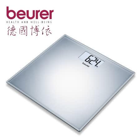 【德國博依 beurer】極簡淬煉電子體重計 (GS202)