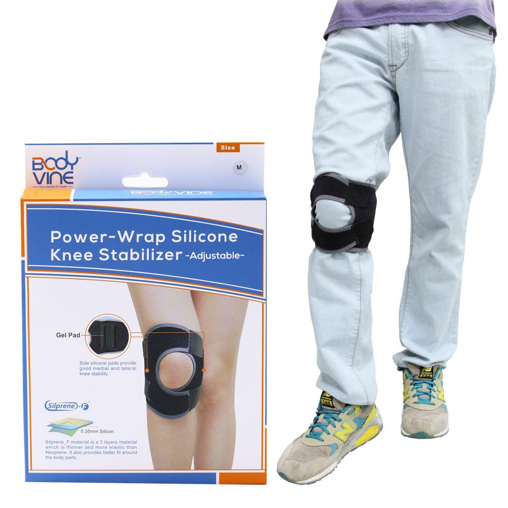 【束健】護膝穩固套-強力包覆BDV-SP-15100