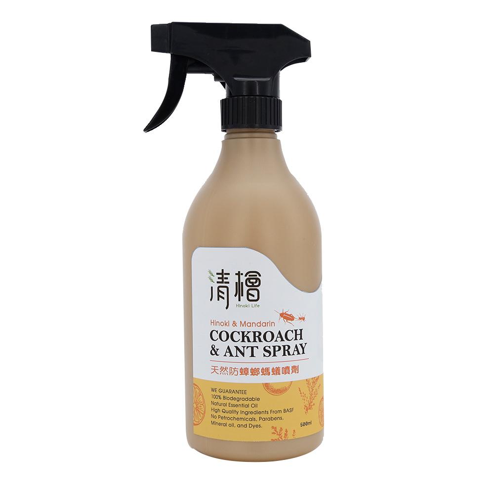 (團購)清檜天然防蟑螂螞蟻噴劑 10 罐