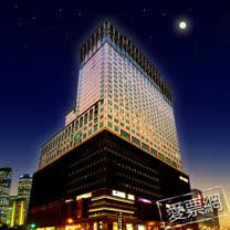 台中金典酒店12F蘿拉牛排館套餐聯合餐劵(加價200元)[一套兩張]