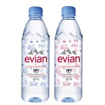 依雲 evian<br>2018紀念瓶24瓶