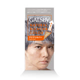 GATSBY無敵顯色染髮霜(水漾銀灰)