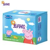 【五月花】抽取式衛生紙(130抽x24包x3串)/箱-佩佩豬版