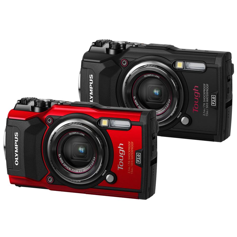 OLYMPUS TG-5 防水數位相機