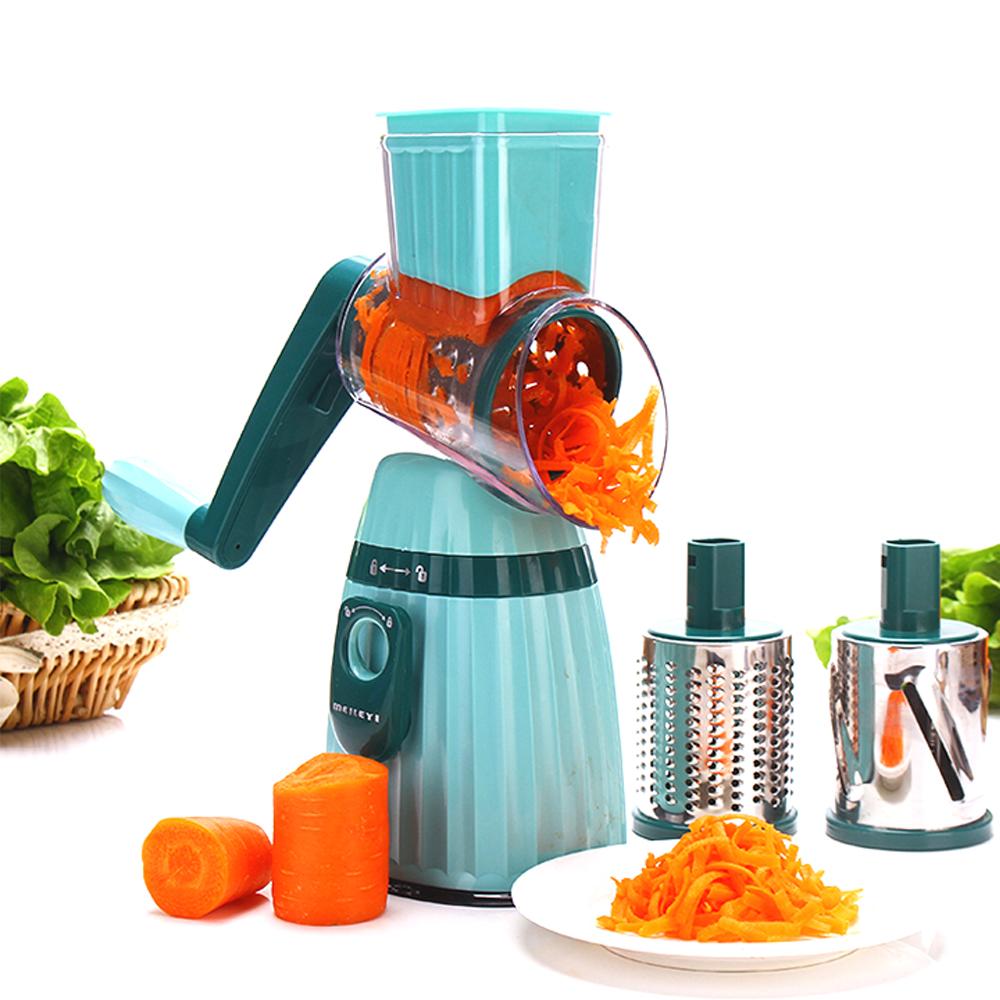 Conalife 創新免插電滾筒式切菜器