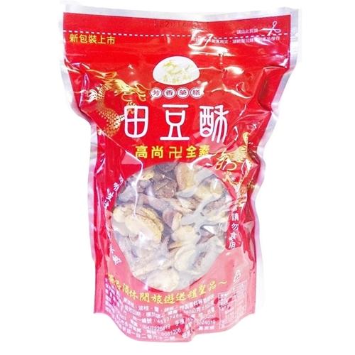 青龍牌 芳香藥膳田豆酥×9包組