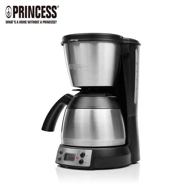 《PRINCESS》荷蘭公主不鏽鋼保溫壺咖啡機(246009)