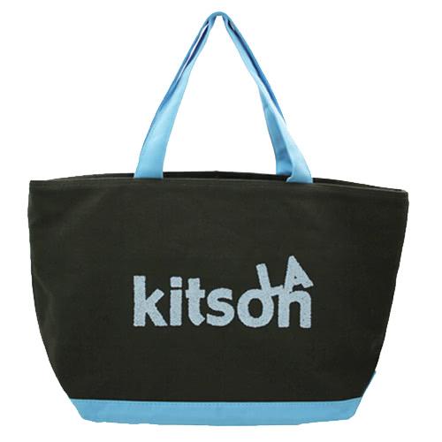 Kitson SPRINKLE帆布托特包 OLIVE