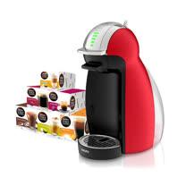 【雀巢 Nescafe 】Dolce Gusto 六條膠囊組送 膠囊咖啡機 Jovia 櫻桃紅 乙台(限量5台)