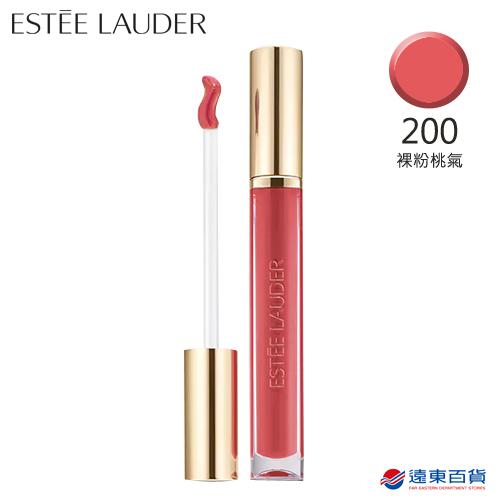 【原廠直營】Estee Lauder 雅詩蘭黛 玩色戀愛唇釉 200 裸粉桃氣