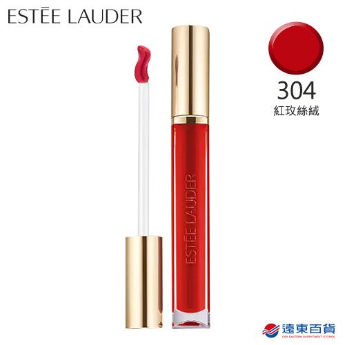 【官方直營】Estee Lauder 雅詩蘭黛 玩色戀愛唇釉 304 紅玫絲絨