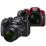 Nikon COOLPIX B700 60倍光學變焦 (公司貨) 贈送64G卡+原廠電池(含標配共兩顆)+專用座充+相機包+章魚桌上型小腳架+多功能讀卡機+清潔組+保護貼