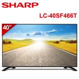 SHARP夏普 40吋FHD LED連網液晶顯示器+視訊盒 LC-40SF466T *免運費*