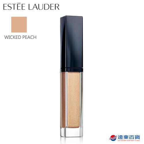 【原廠直營】Estee Lauder 雅詩蘭黛 眼部色彩絕對慾望奢華眼影露  02 Wicked Peach