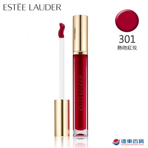 【官方直營】Estee Lauder 雅詩蘭黛 玩色戀愛唇釉  301 熱吻紅玫