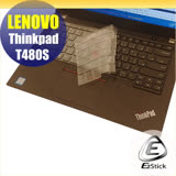 EZstick Lenovo ThinkPad T480S 系列專用 奈米銀抗菌TPU鍵盤保護膜