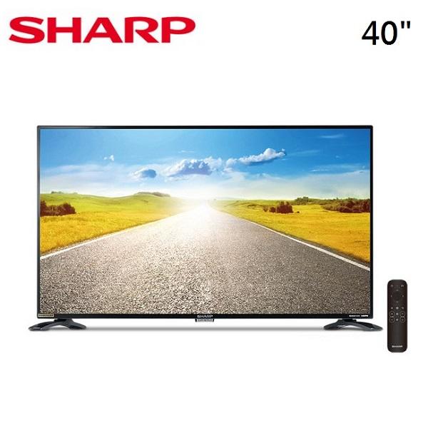 『SHARP』☆ 夏普 40吋 FHD 智慧連網液晶顯示器 LC-40SF466T(無基本安裝)