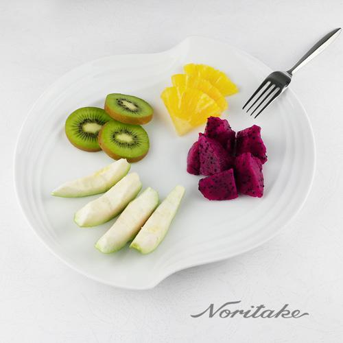 【日本 Noritake】詩羅恩波浪盤 30.4cm
